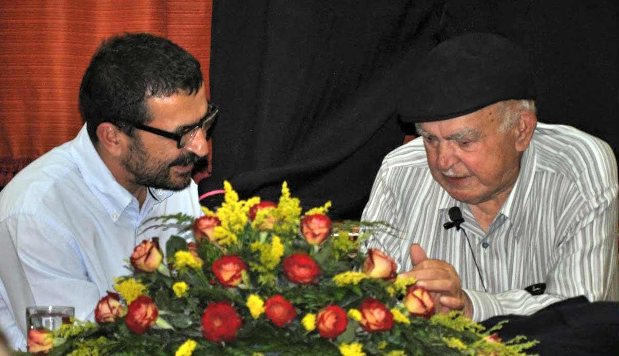 Pregón de las fiestas de San Isidro de La Pardilla 2012